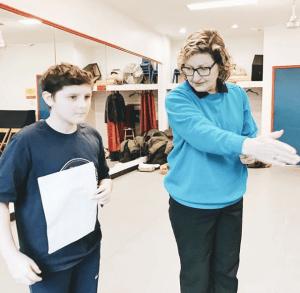 Children's Acting Academy coaching photo